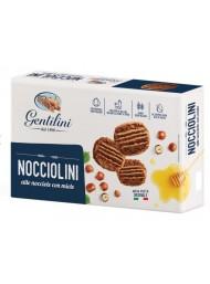 Gentilini - Nocciolini with Nuts - 250g