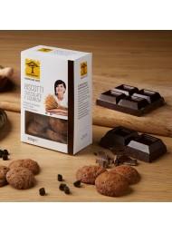 San Patrignano - Chocolate and Liquorice Biscuits - 200g