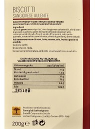 San Patrignano - Sangiovese Wine Biscuits - 200g