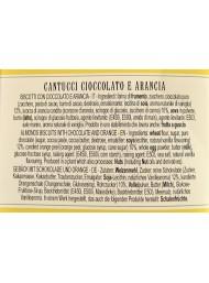Nanni - Cantucci Cioccolato e Arancio - 200g