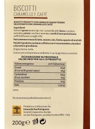 San Patrignano - Biscotti - Caramello e Caffè - 200g