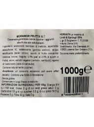 500g - Horvath - Lindt -  Frutta Gommosa Senza Zucchero