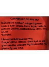 1000g Horvath - Lindt -  Gelatine Bio - Arancia, Limone, Fragola e Mirtillo