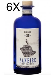 (3 BOTTLES) MOI LÅNT - GIN ZANÉIBE - 50cl