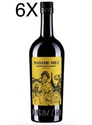 (3 BOTTIGLIE) Vecchio Magazzino Doganale - Madame Milù - Liquore da Bere al Bisogno - 70cl