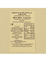 500g - Baratti & Milano - Caramelle Assortite Senza Zucchero