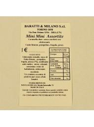 Baratti & Milano - Mix - Sugar-free  - 500g