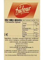 1000g - Dufour - Selz Soda Arancia