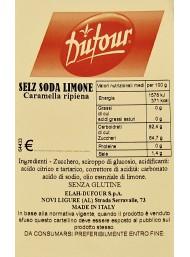 500g - Dufour - Selz Soda Limone