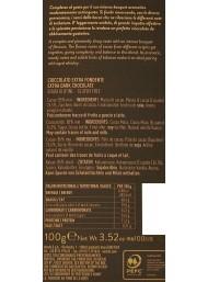 Venchi - Extra Fondente 85% - 100g