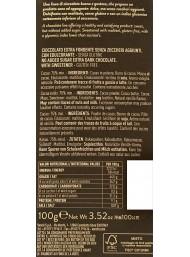 Venchi - Chocolight - Fondente 75% - 100g