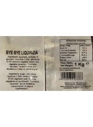 Mangini - Bye Licorice - 250g