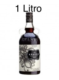 The Kraken - Black Spiced Rhum - 70cl