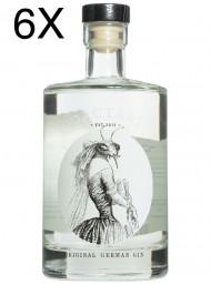 (3 BOTTIGLIE) Regionale Edeldistillen - Dactari - Original German Gin - 70cl