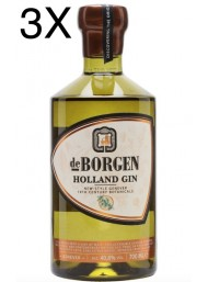 De Borgen - Gin Holland - New Style Genever - 70cl