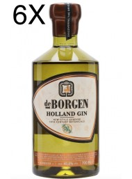 (3 BOTTLES) De Borgen - Gin Holland - New Style Genever - 70cl