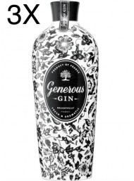 Generous Gin - Delightfully - Fresh and Aromatic - 70cl