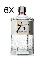(3 BOTTIGLIE) Suntory Roku - The Japanese Craft Gin - 70cl