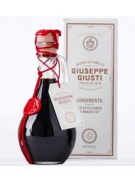 (2 BOTTLES) Giusti -  amphora - condiment based on balsamic vinegar - 10cl