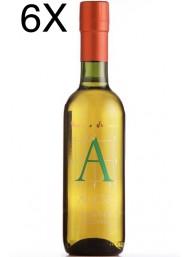(3 BOTTIGLIE) Pojer e Sandri - Aceto di Vino Bianco Biologico - 375ml