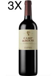 (3 BOTTLES) Cantine Coppo - Camp du Rouss 2017 - Barbera d'Asti DOCG - 75cl