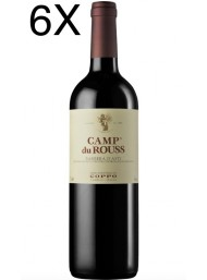 (6 BOTTLES) Cantine Coppo - Camp du Rouss 2017 - Barbera d'Asti DOCG - 75cl