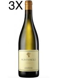 Cantine Coppo - Monteriolo 2017 - Chardonnay DOC - 75cl