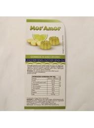 500g - Horvath - Lindt -  Lime e Zenzero Gommosa Senza Zucchero