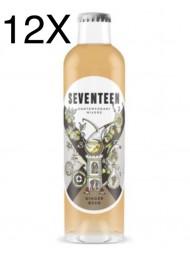 12 BOTTIGLIE - 1724 Acqua Tonica SEVENTEEN - 20cl - NEW