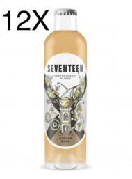 12 BOTTLES - 1724 Tonic Water SEVENTEEN - 20cl - NEW