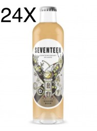 12 BOTTIGLIE - 1724 Ginger Beer SEVENTEEN - 20cl - NEW