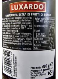 Luxardo - Berries Marmelade 400g