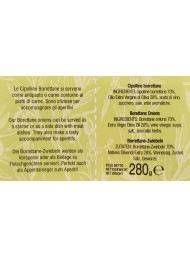 "Onions ""Borrettane"" in Extra Virgin Olive Oil - 280g"