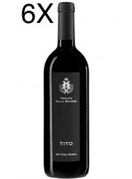 (3 BOTTLES) Tenuta Villa Rovere - Tito 2016 - Forlì IGT - 75cl