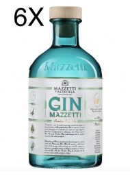 (3 BOTTLES) Mazzetti d'Altavilla - London Dry Gin - 70cl
