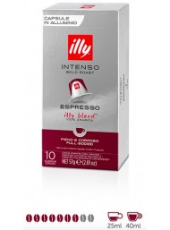 Illy - Classic Toasted - Compatible Capsules