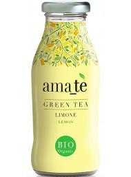 Ama_Tè - Organic Green Peach Tea - 20cl
