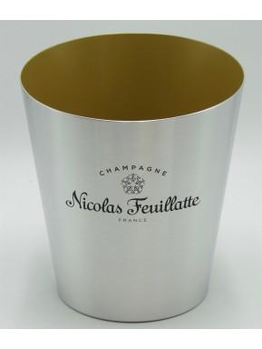 Champagne Nicolas Feuillatte - Cestello Grande in Metallo