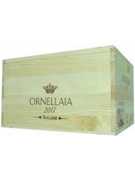 Wood Box Ornellaia 2016 - Tensione
