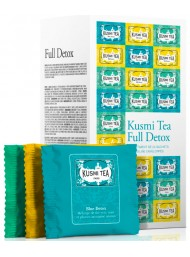 Kusmi Tea - Full Detox - 24 Filtri - 52.80g