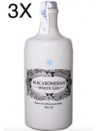 Macaronesian Gin - White - 70cl