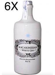(3 BOTTLES) Macaronesian Gin - White - 70cl