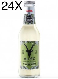 24 BOTTIGLIE - Alpex - Plose - Tonic Water Italian Taste - 20cl