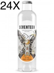 24 BOTTLES - 1724 Tonic Water SEVENTEEN - 20cl