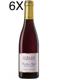 (3 BOTTIGLIE) Girlan - Pasithea Rosa 2016 - Moscato Rosa - 375ml
