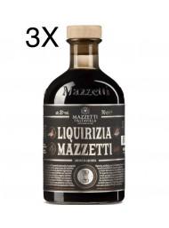 Mazzetti d'Altavilla - Licorice Liquor - 70cl