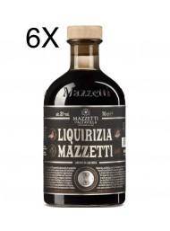 (3 BOTTLES) Mazzetti d'Altavilla - Licorice Liquor - 70cl