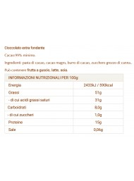 Lindt - Excellence - 99% - 50g