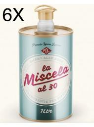 (3 BOTTLES) Officina Lugaresi - La Miscela al 30 - Amaro alle Erbe - 100cl