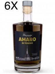 (3 BOTTLES) Vincenzi - Amaro di Torino - 70cl